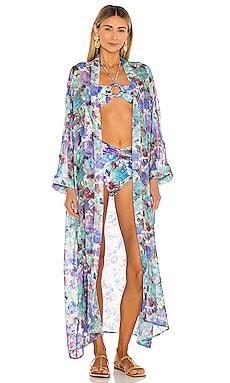 Blossom Beach Robe PatBO $395 NEW