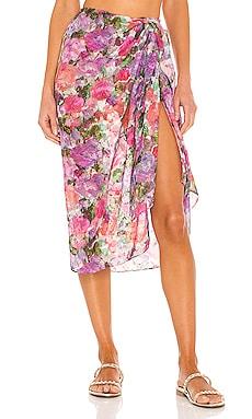Blossom Pareo PatBO $195