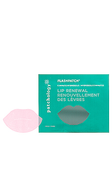FlashPatch Lip Gels 5 Pack Patchology $15