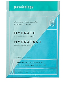 FlashMasque Hydrate Patchology $8