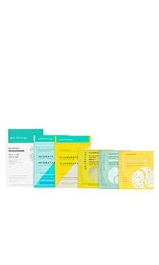 No Makeup Day Skin Perfecting Kit Patchology $30