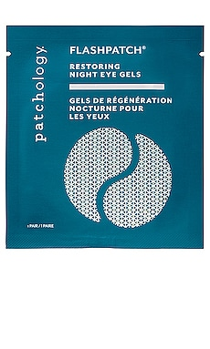 FlashPatch Restoring Night Eye Gels 5 Pack Patchology $20