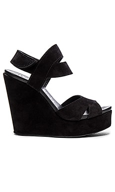 Pedro Garcia Teilor Wedge in Black