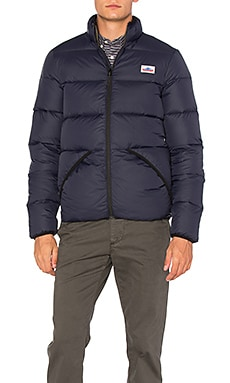Penfield Walkabout Down Insulated Jacket in Navy