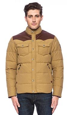 Penfield Stapleton Down Jacket in Tan