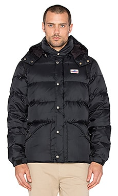 Bowerbridge Insulated Jacket en Noir