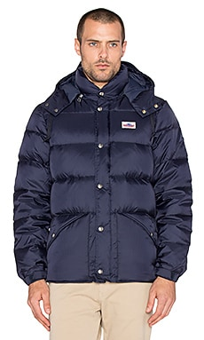 Bowerbridge Insulated Jacket in Navy