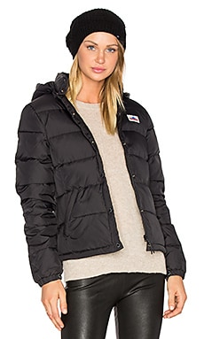 Millis Down Insulated Jacket en Noir