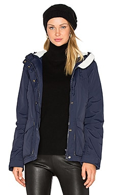 Hosston Insulated Parka in Navy