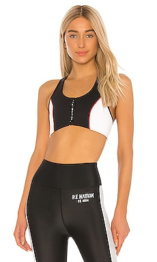 Real Challenger Sports Bra P.E Nation $130 NEW ARRIVAL