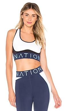 Passing Lane Sports Bra P.E Nation $78