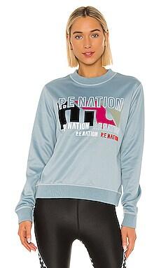 SUDADERA FLEX IT P.E Nation $86