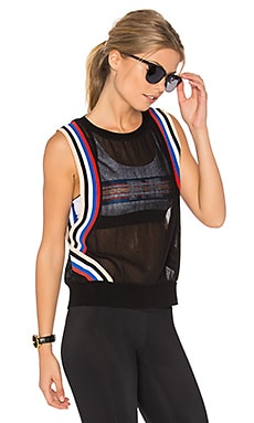 Off Racing Cropped Tank