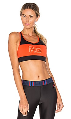Kicker Paneled Sport Bra