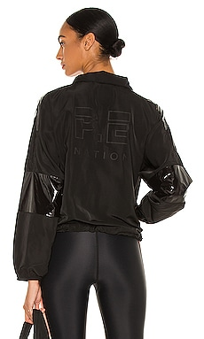 Goal Line Jacket P.E Nation $190