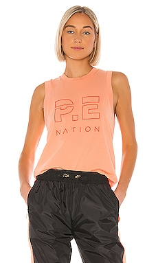 Shuffle Tank P.E Nation $64