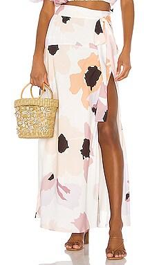 Midi Skirt Peony Swimwear $230