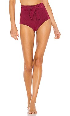 Hi Pant Bottom Peony Swimwear $50