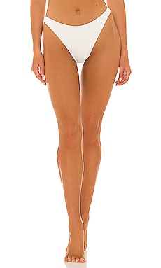 Hi Line Pant Bikini Bottom Peony Swimwear $80 NEW