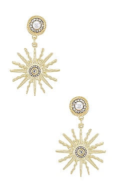 Starburst Earrings petit moments $25