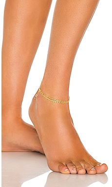 Geri Anklet petit moments $24