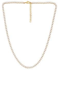 Tennis Necklace petit moments $175