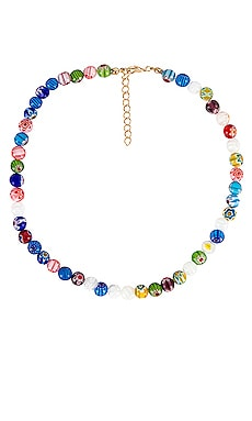 Beaded Necklace petit moments $32