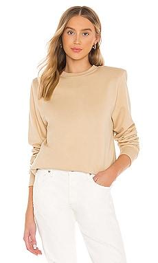 Removable Shoulder Pad Sweatshirt Parentezi $36 (FINAL SALE)