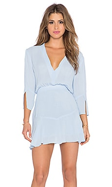 PFEIFFER Yolaine Dress in Powder Blue