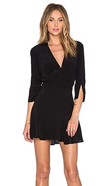 PFEIFFER Yolaine Dress in Noir