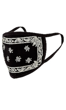 Bandana Paisley Cotton Face Mask Profound $25 (FINAL SALE)