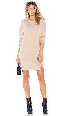 Купить Платье-толстовка milo - n:philanthropy, Платье-свитер, США, Цвет загара