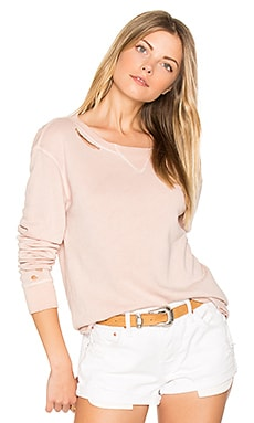 Joni Sweatshirt in Rose