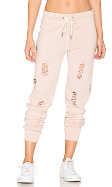 PANTALON SWEAT DISTRESSED NIKKI