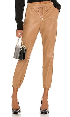 Scarlett Leather Jogger n:philanthropy $248 NUEVO