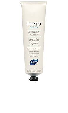 PhytoDetox Purifying Mask Pre-Shampoo PHYTO $26