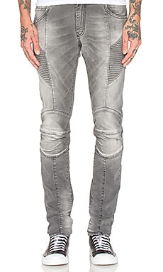 Pierre Balmain Jeans in Dark Grey
