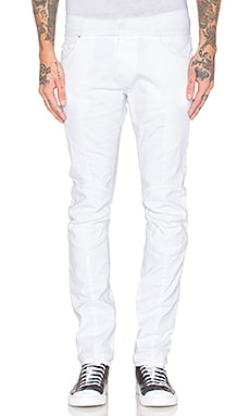 Pierre Balmain Jeans in Optic White
