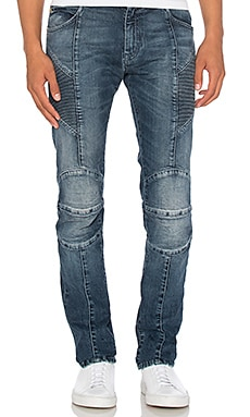 Pierre Balmain Jeans in Blue Denim