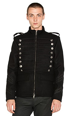 Pierre Balmain Jacket in Black