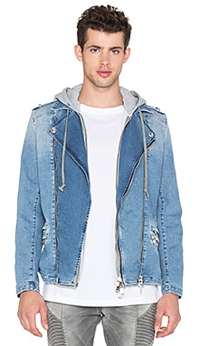 Pierre Balmain Jacket in Light Blue