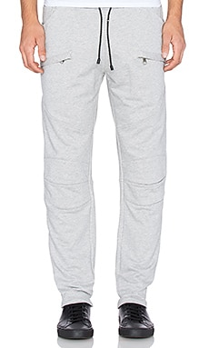 Pierre Balmain Pant in Grey Melange