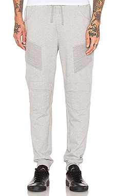 Pierre Balmain Sweatpants in Grey Melange