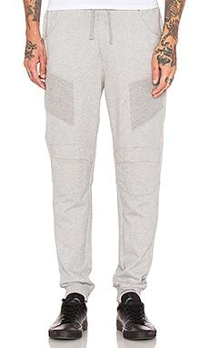 Pierre Balmain Sweatpants in Grey Melange
