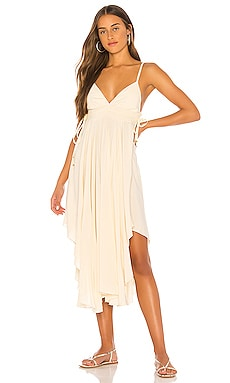 Rowen Cover Up Dress PILYQ $124 NEW ARRIVAL