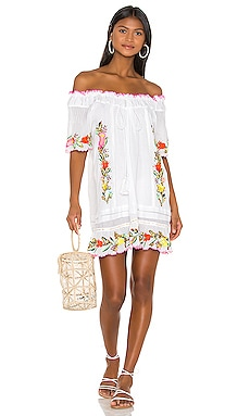 Lana Embroidered Dress PQ $134 BEST SELLER
