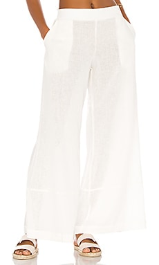 Savannah Smocked Pant PILYQ $134