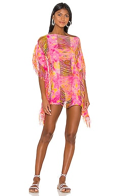 Cropped Monique Cover Up PQ $144