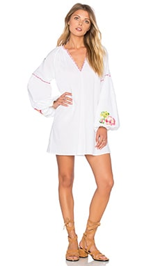 PILYQ Liv Tunic Cover Up in Summer Fleur