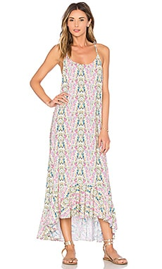 PILYQ Harper Maxi Dress in Romance